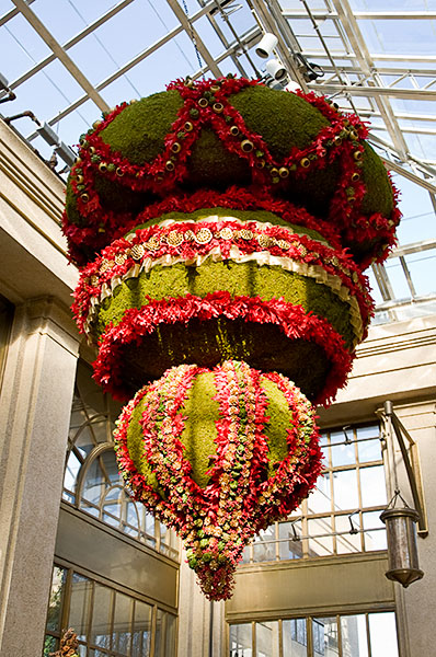 Christmas Decorations at Longwood Gardens – 2008 :: Beautiful ...