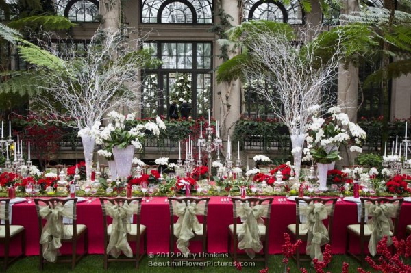 Christmas At Longwood Gardens Exhibition Hall