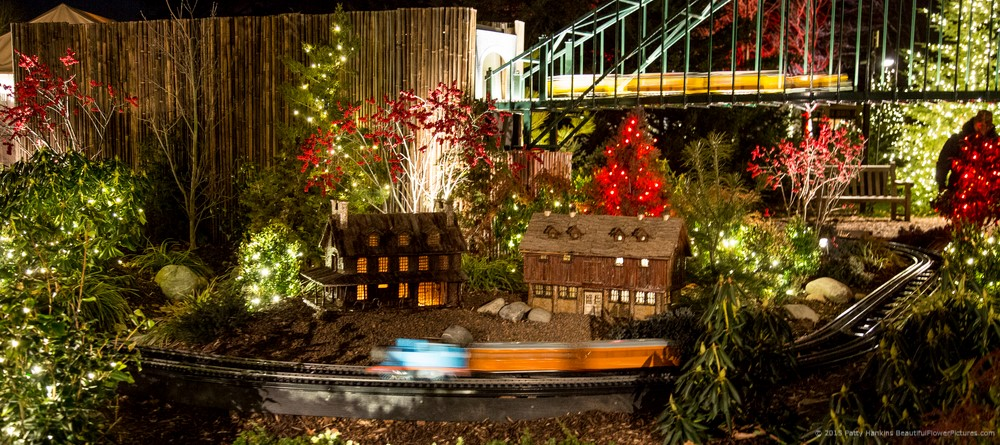 Amazing Outdoor Lights for Christmas at Longwood Gardens – 2014 ...