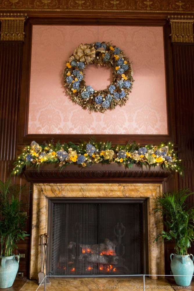 Christmas in the Music Room and the Ballroom – Longwood