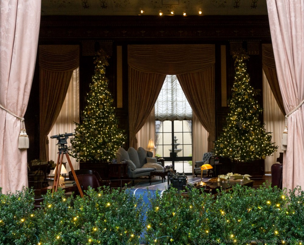Christmas in the Music Room and the Ballroom – Longwood Gardens ...