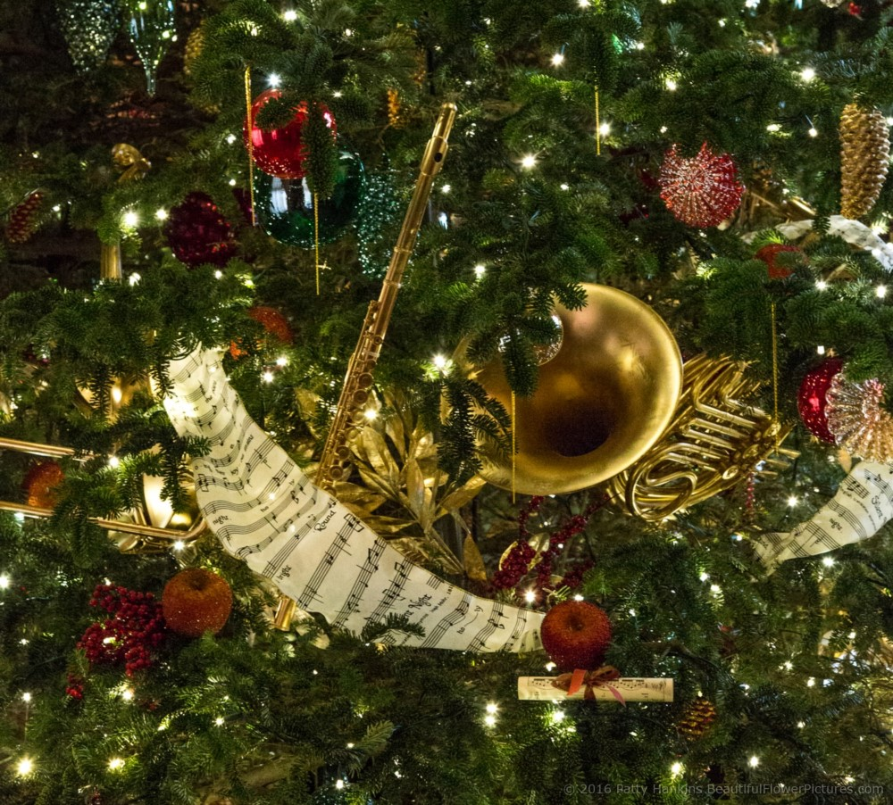 Christmas in the Music Room and Organ Room – Longwood Gardens – 2016 ...