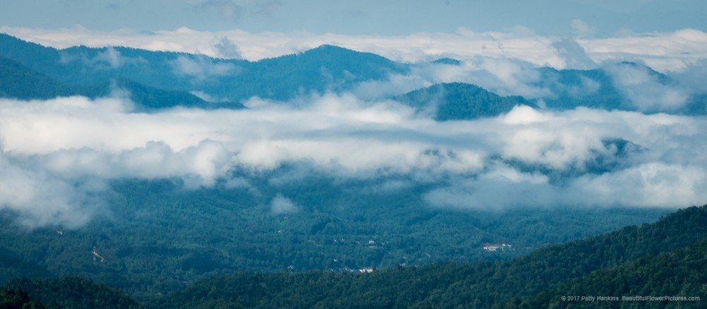 Mountains and Clouds in the Smokies © 2017 Patty Hankins