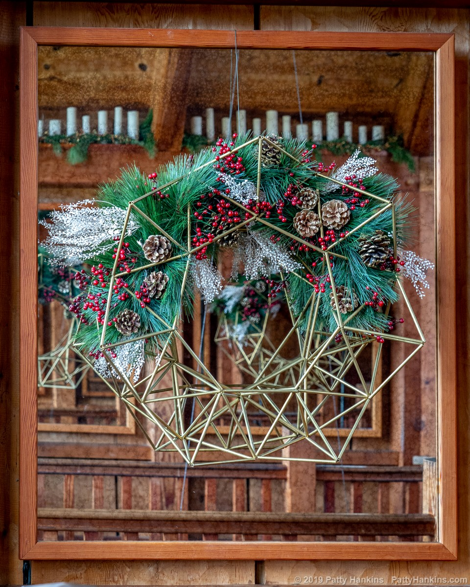 Christmas At Longwood Gardens 2019 Canopy Cathedral Treehouse